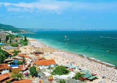 Holiday premises in Bulgaria