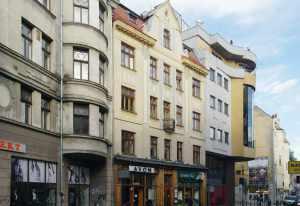 Historical tenant house in Bielsko Biała