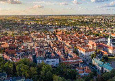 Investment land w Kaliszu